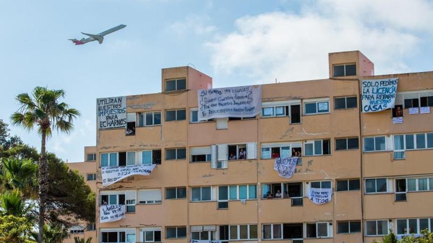 El Govern estudia «ayudas extraordinarias» para los propietarios del Don Pepe de Ibiza