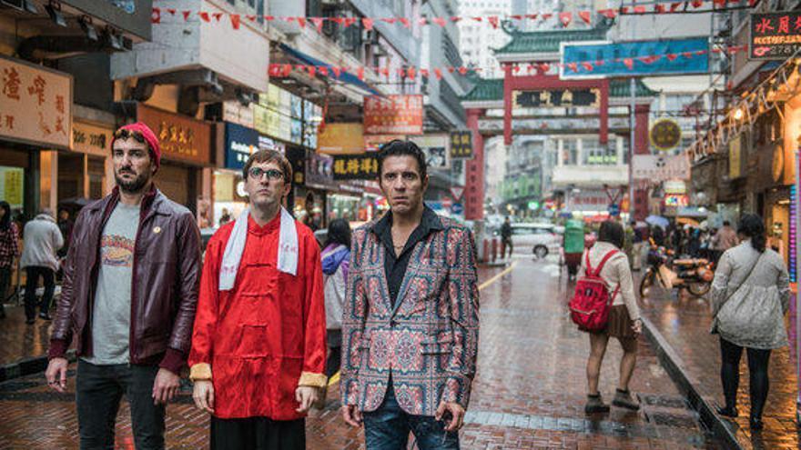 Els protagonistes de 'Perdiendo el norte' salten a Hong Kong amb 'Perdiendo el este'