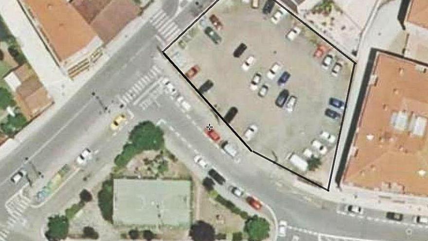 Salceda planea quedarse con 1.200 metros cuadrados de terreno de la Sareb para uso social