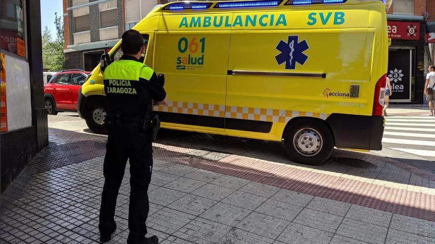 Cinco detenidos en una reyerta con armas blancas entre bandas latinas en Zaragoza
