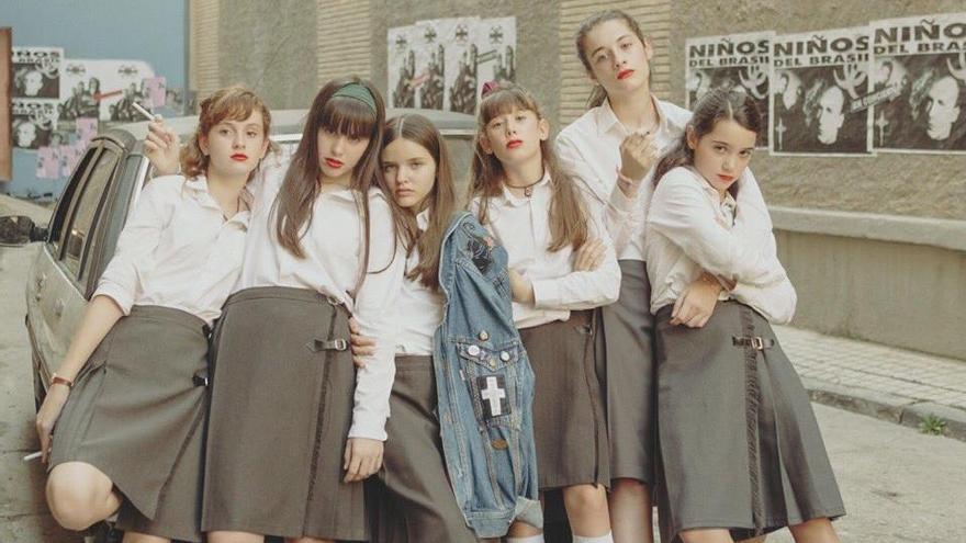 'Las niñas': Insólita madurez