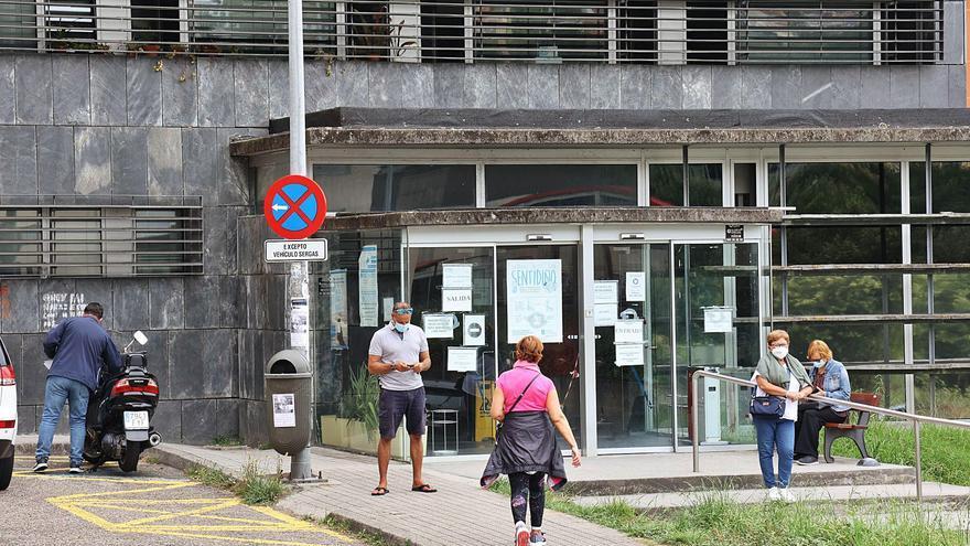 El área de Vigo llega al pico de nuevos casos con Atención Primaria bajo mínimos
