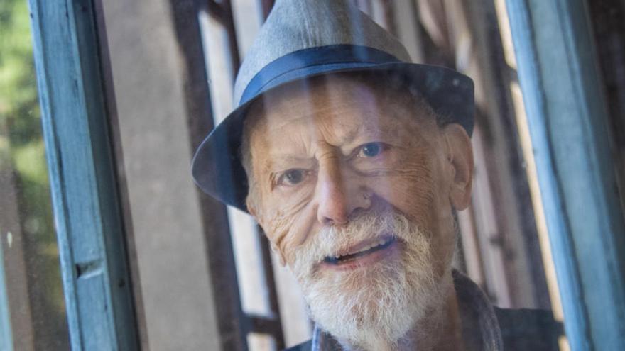 Mor Joan Ferrer als 83 anys, màxim exponent de les arts plàstiques a Berga