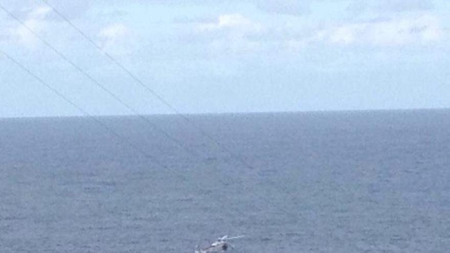 Rescatan dos cuerpos sin vida del mar en Tenerife