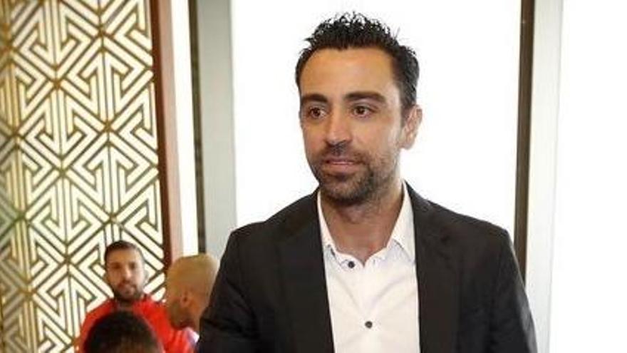Xavi renueva otra temporada en el banquillo del Al Sadd