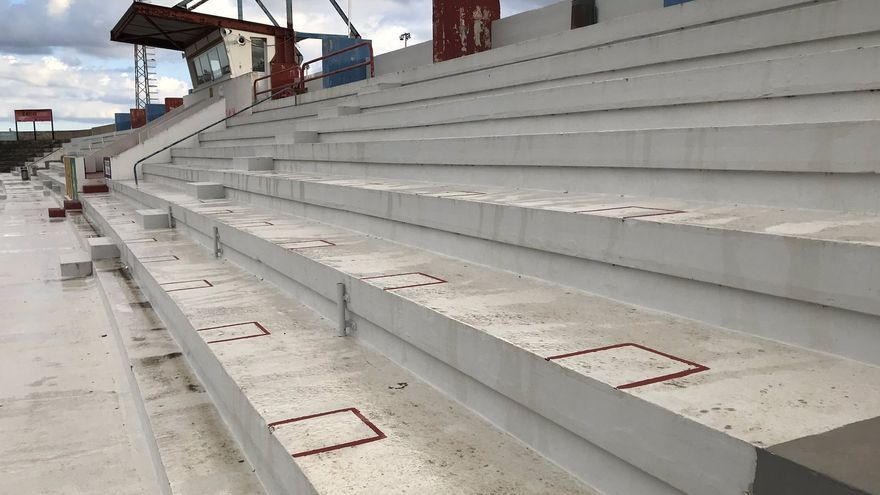 Mil personas podrán ver en directo el amistoso Poblense-Atlético Baleares