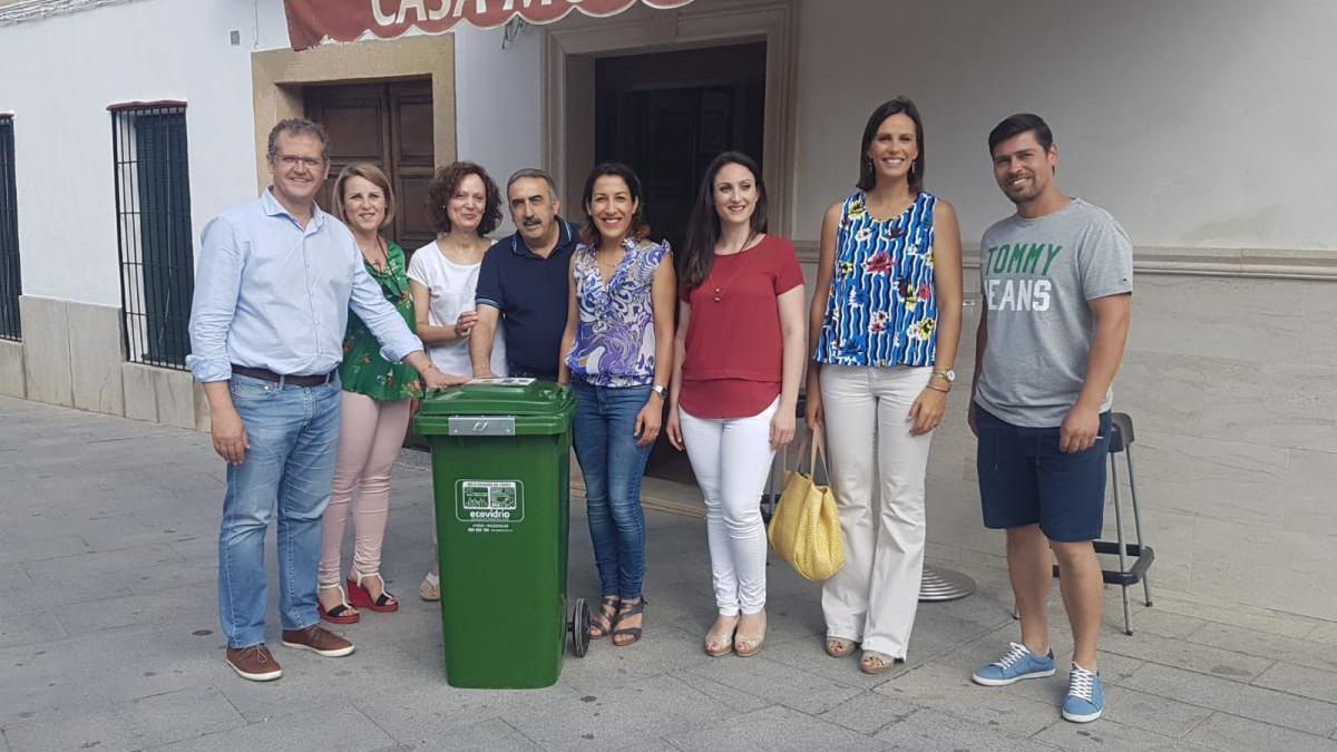 Comienza una una campaña para impulsar el reciclaje de vidrio entre los hosteleros