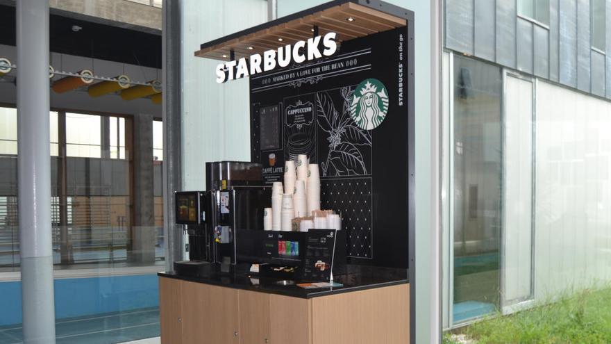 Starbucks pone una pica en Pontevedra