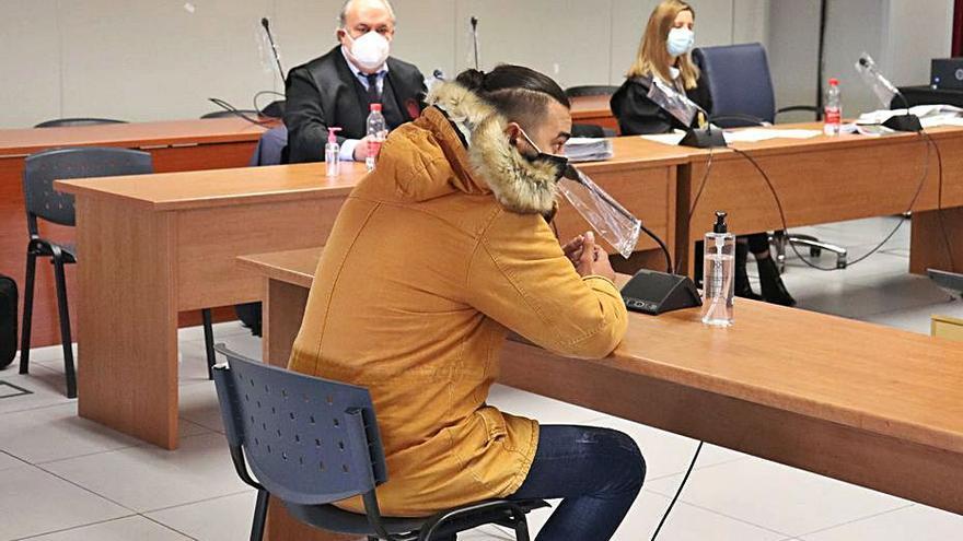 Acepta diez años de prisión por matar a un preso en Picassent