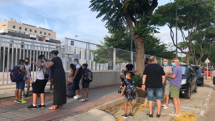 L'Horta inicia el segundo curso escolar con restricciones por la pandemia