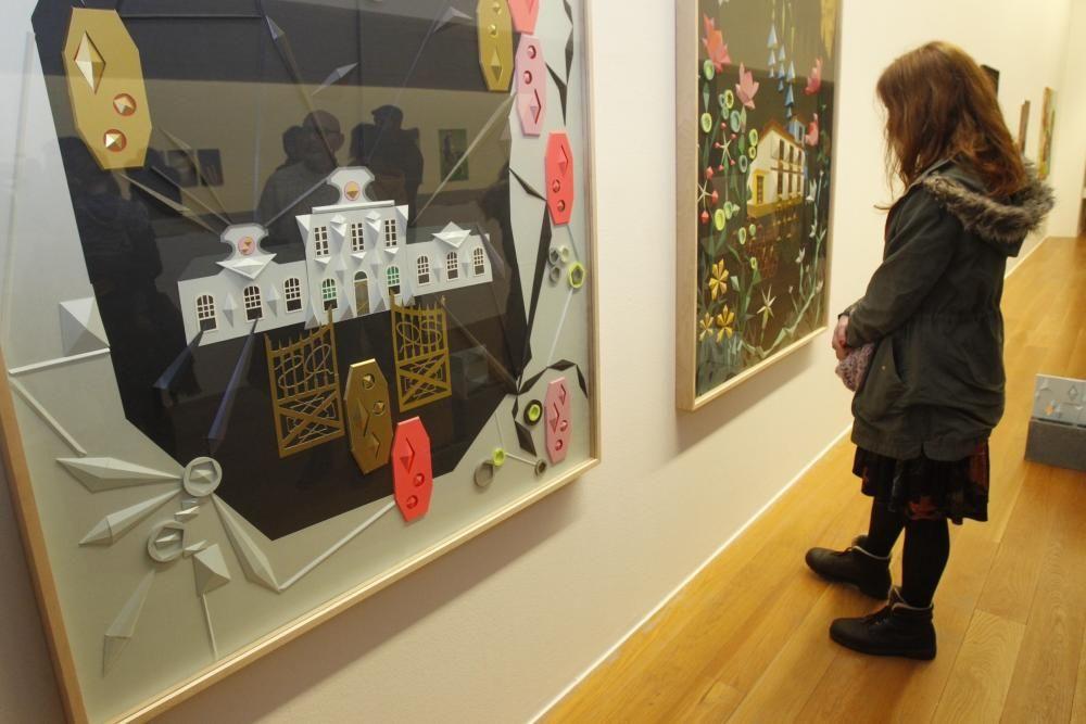 La nueva propuesta del museo vigués revisa las prácticas feministas en Galicia a través de la obra de cincuenta artistas