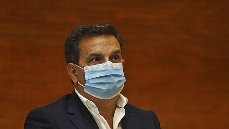 """Luis Antuña: """"Tenemos que estar preparados para no poder estarlo"""""""
