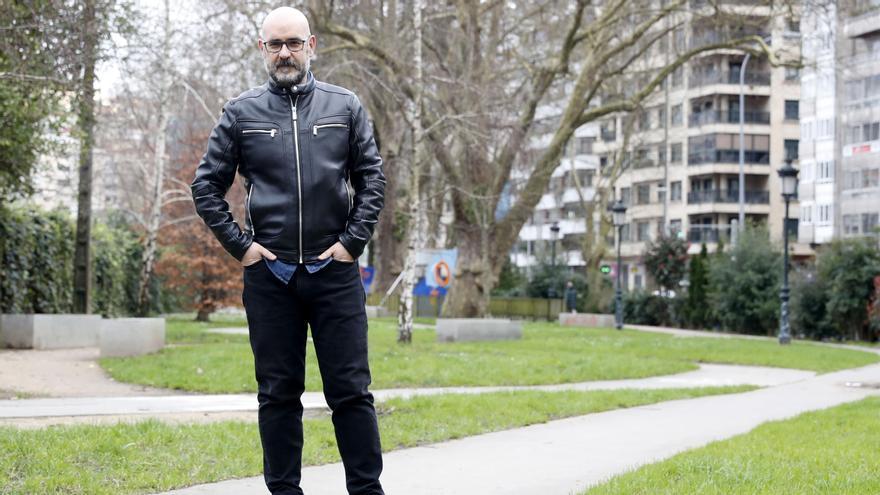 El director de editorial Galaxia, Francisco Castro, nuevo Vigués Distinguido