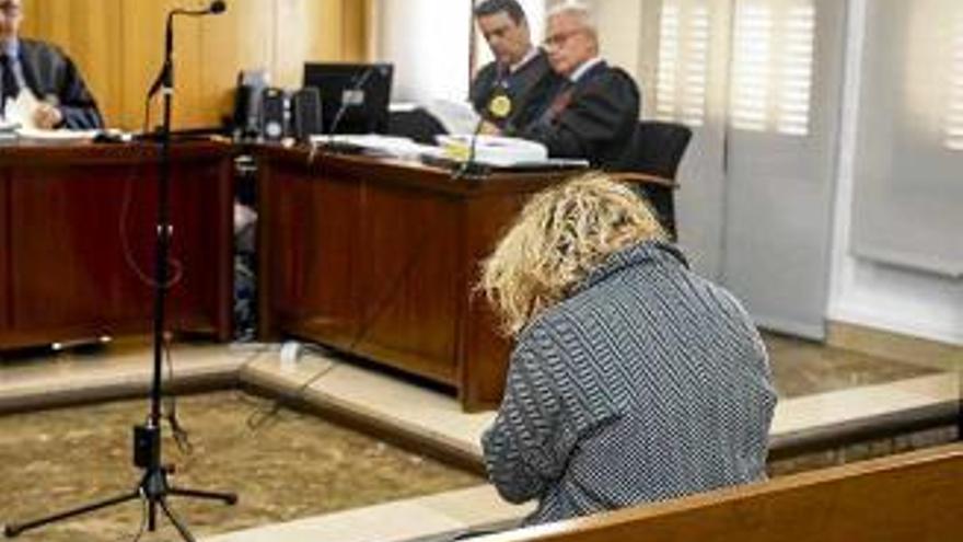 Gericht verurteilt Todesfahrerin von Sineu zu zweieinhalb Jahren Haft
