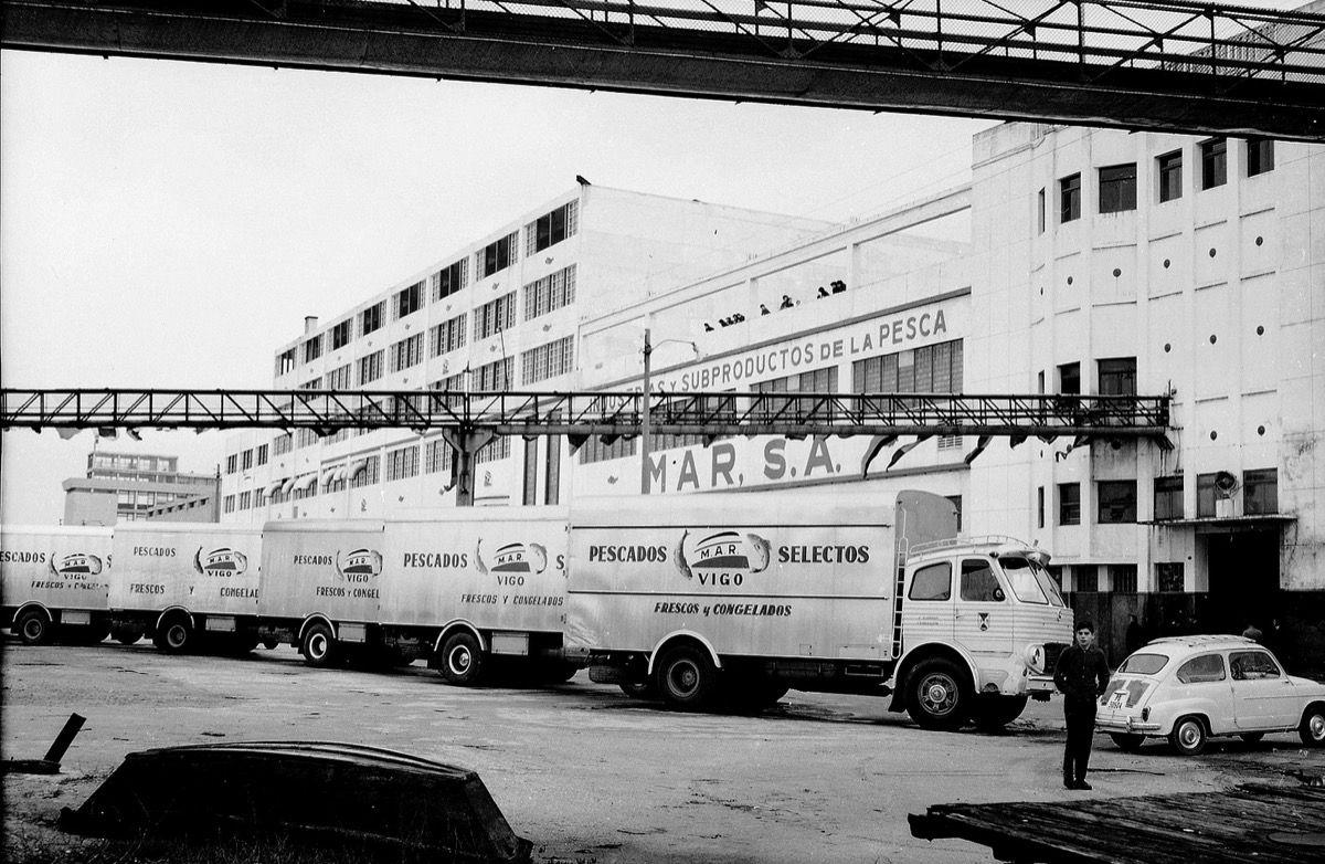 De A Barxa al Grupo MAR: así se forjó la industria de Vigo