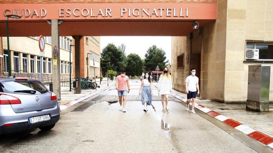La Residencia Pignatelli se consolida como espacio seguro para los estudiantes