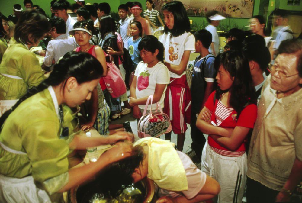 Corea del Sur -  El festival Danoje de Gangneung y su ritual chamanista.