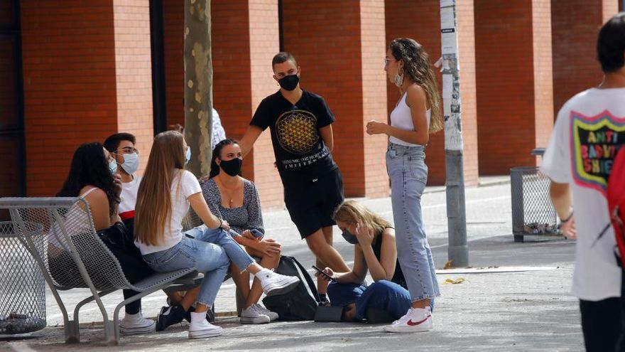 Los estudiantes están llamados a la huelga hasta el viernes en toda España