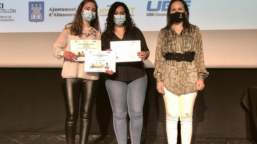 UBE premia a este instituto de Almassora por fomentar el emprendimiento entre los jóvenes