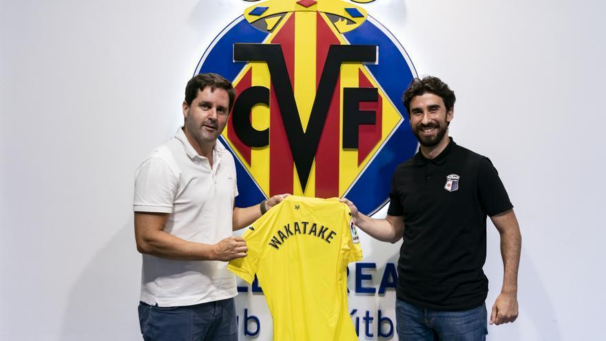 El Villarreal sigue extendiendo sus redes en Japón