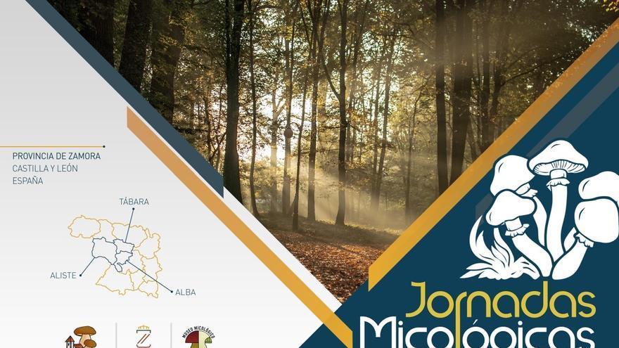 Programa de las Jornadas Micológicas de Aliste, Tábara y Alba