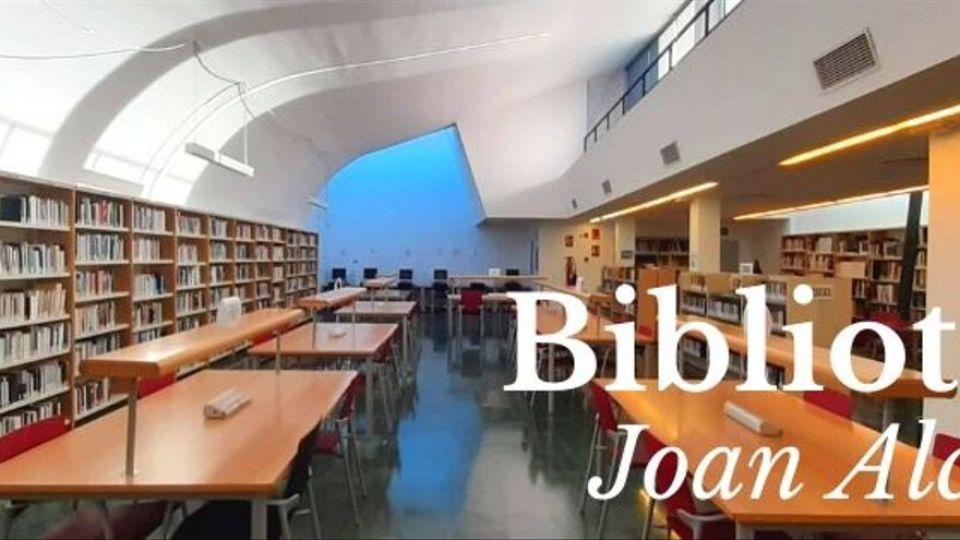 Biblioteca Municipal Joan Alcover