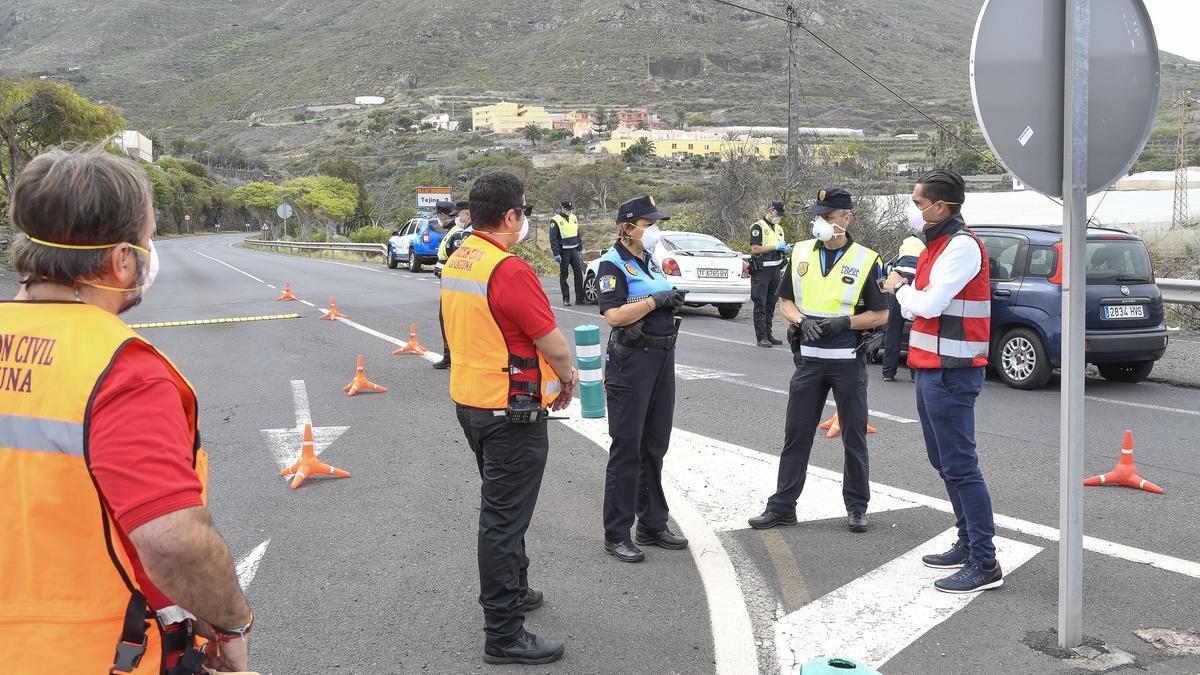 La Policía Local de La Laguna mejora sus investigaciones con un software