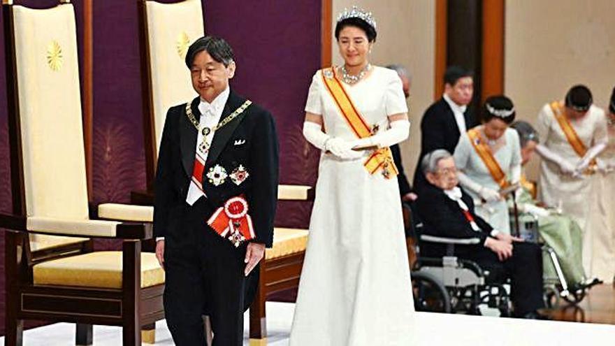 Nueva era en Japón con Naruhito