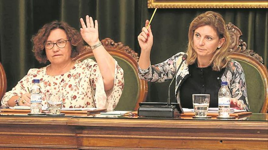 Castellón aprueba por unanimidad un protocolo ante los desahucios