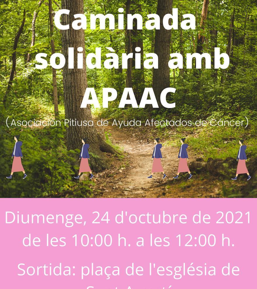 Caminada solidària