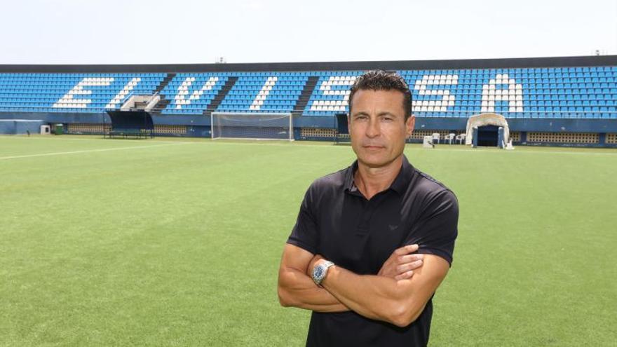 Amadeo Salvo: «El paso a Sociedad Anónima Deportiva es una respuesta a los aficionados de Ibiza»