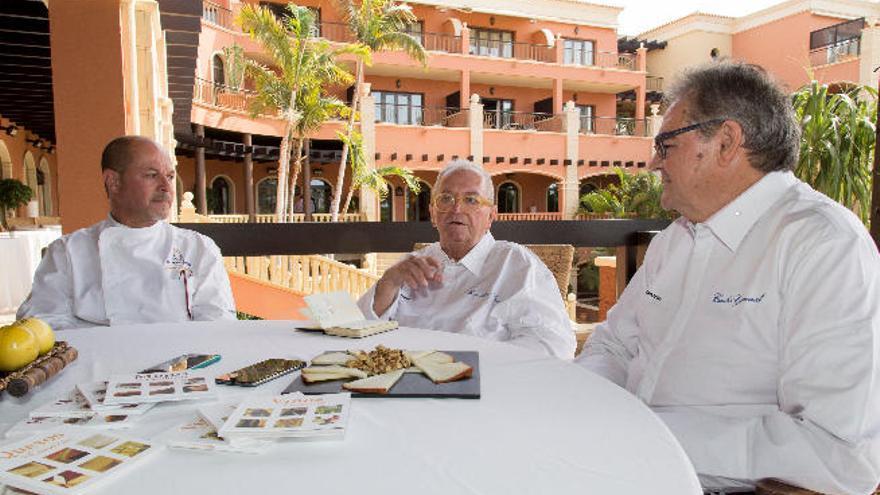 La receta de Arzak para Canarias
