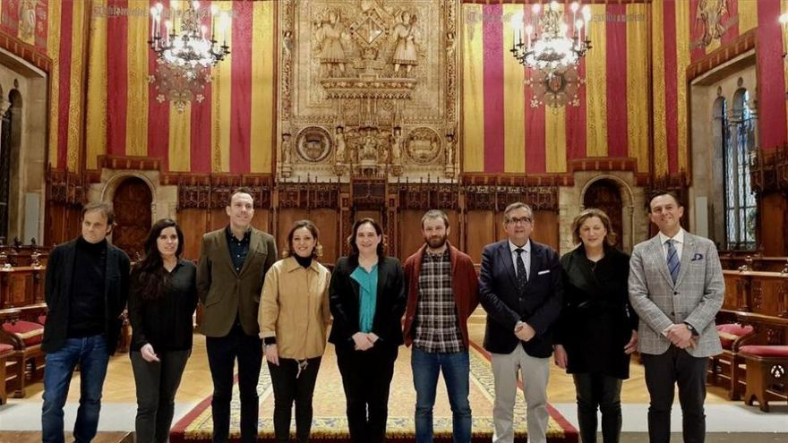 La Red de Juderías de España presenta su oferta turística en Barcelona