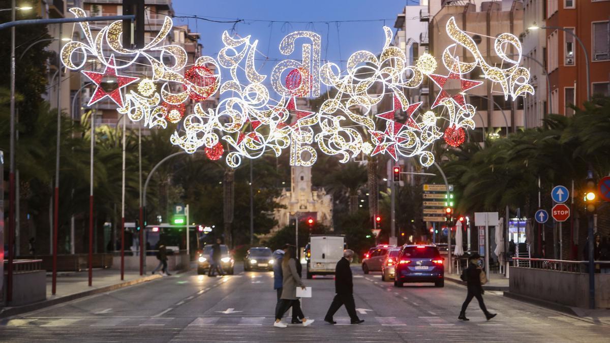 Restricciones covid para Navidad en Alicante, Valencia y Castellón.