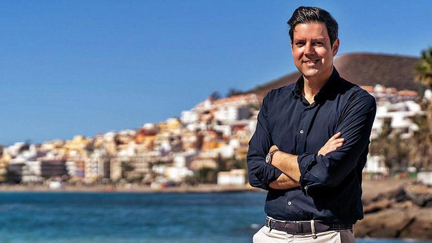 El director de Marketing e Innovación de Spring Hotels, Raúl Domínguez.