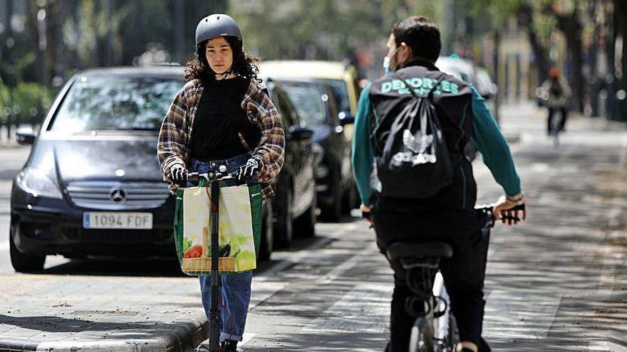 La Generalitat subvencionará con hasta 250 euros la compra de bicicletas y patinetes