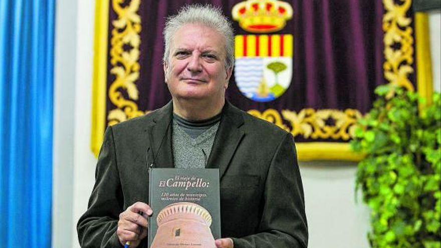 Agotada la primera edición del libro sobre la historia de El Campello