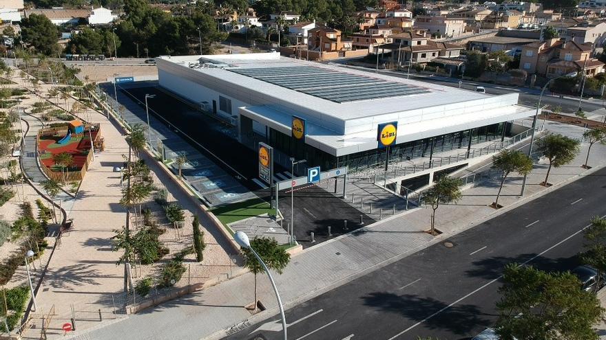 Lidl abre una nueva tienda en Palma de Mallorca y crea 40 nuevos empleos