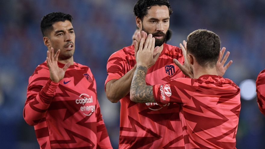 Levante - Atlético de Madrid, en imágenes