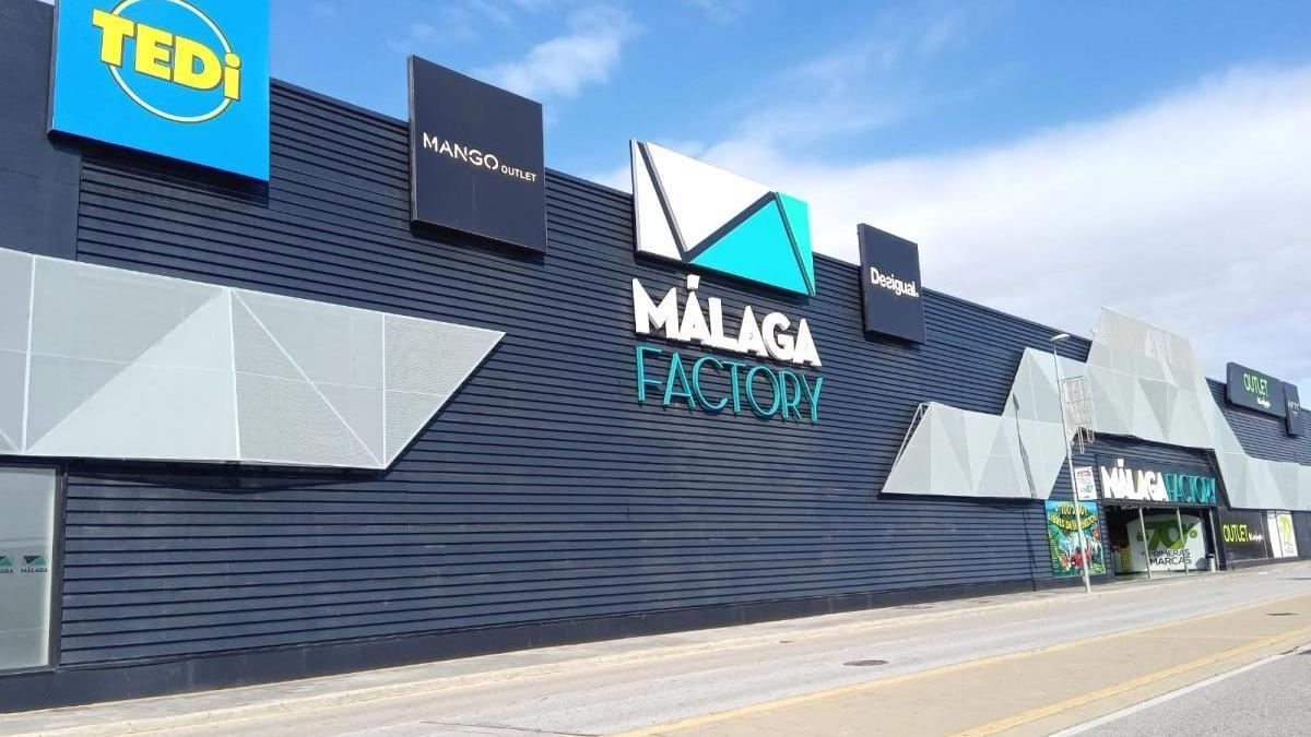 La cadena alemana Tedi inaugura en Málaga Factory