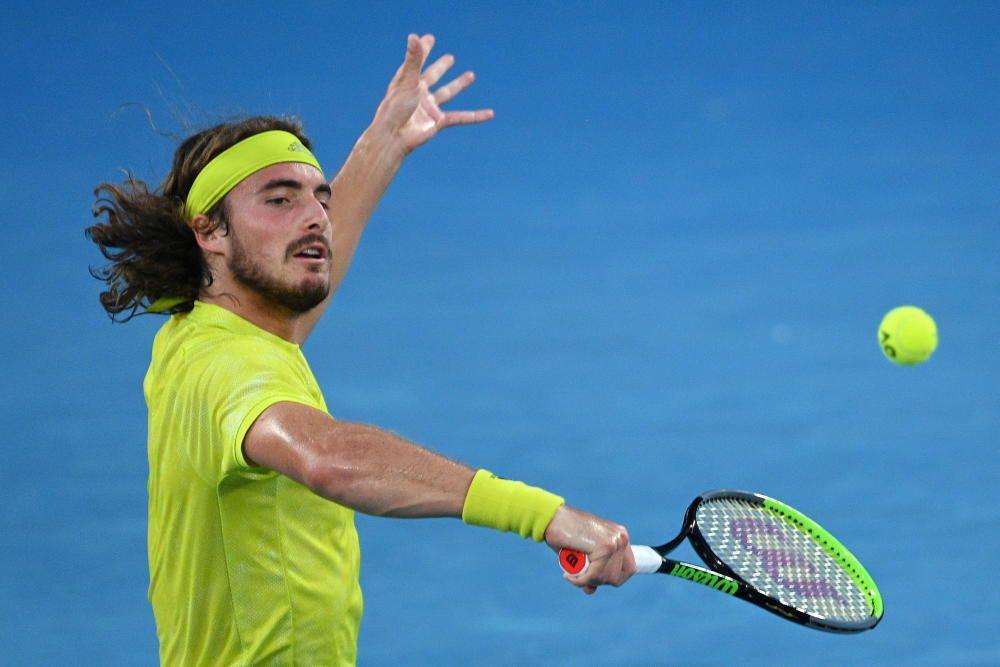 Open de Australia: Rafa Nadal - Stefanos Tsitsipas.