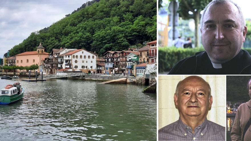 Os párrocos ourensáns que daban misa en Euskadi nunha lingua amortallada