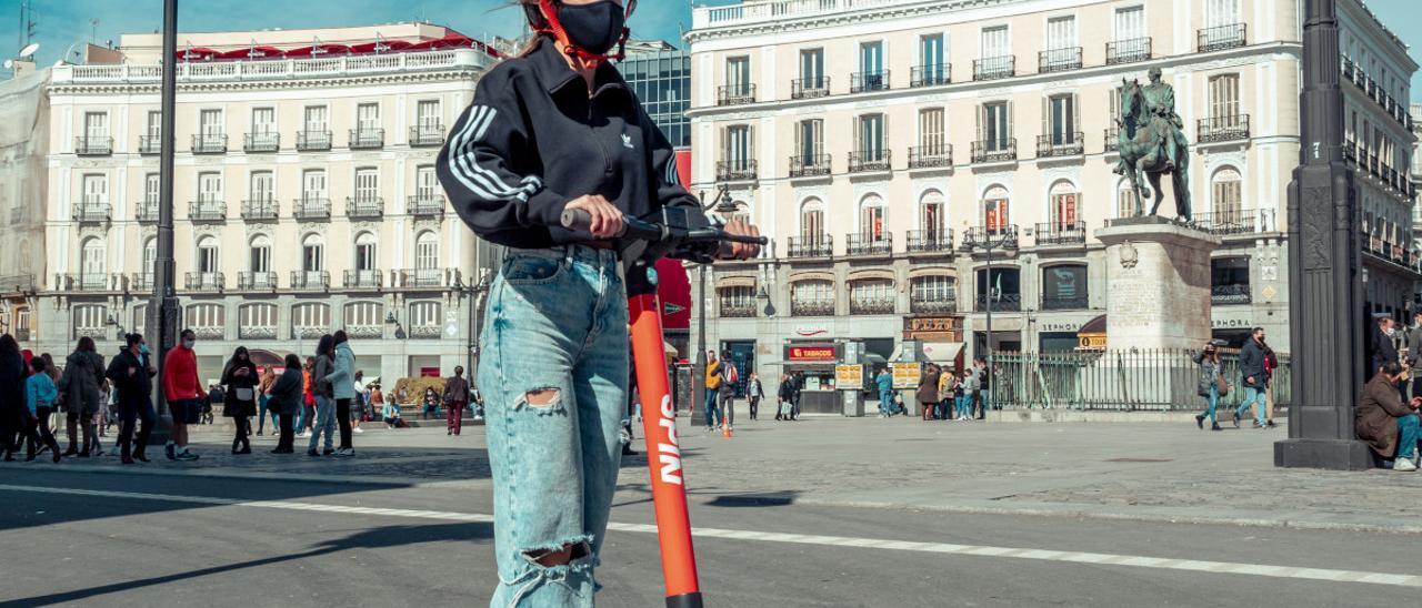 Día Mundial sin coche: la micromovilidad compartida como alternativa