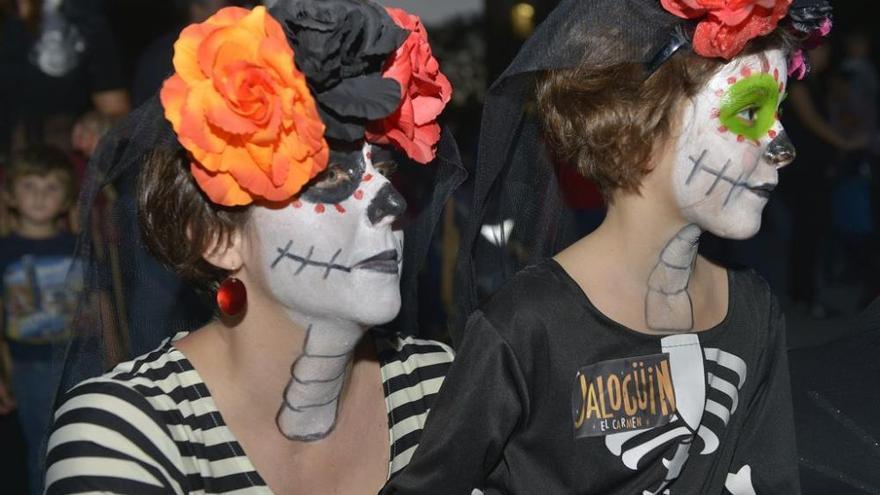 Los murcianos son los que más se disfrazan en Halloween, según un estudio