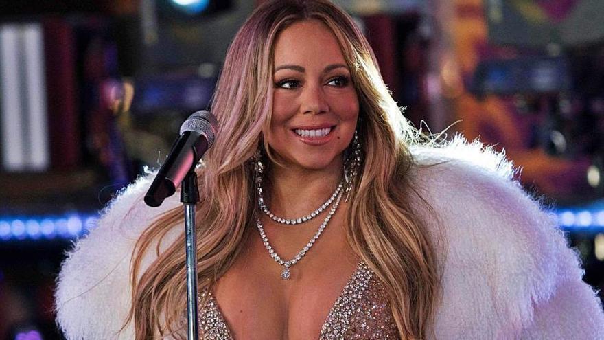 Mariah Carey cumple 50 años convertida en diva internacional