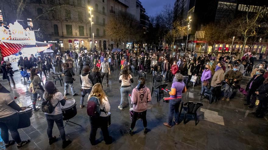 Las víctimas de violencia machista caen un 13% en Baleares durante el 2020
