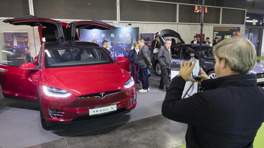 Nuevo récord: La Feria del Automóvil de València vende más de 3.400 coches