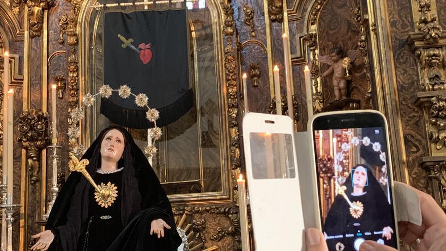 Las mejores imágenes del Viernes Santo de Málaga  | Semana Santa 2021