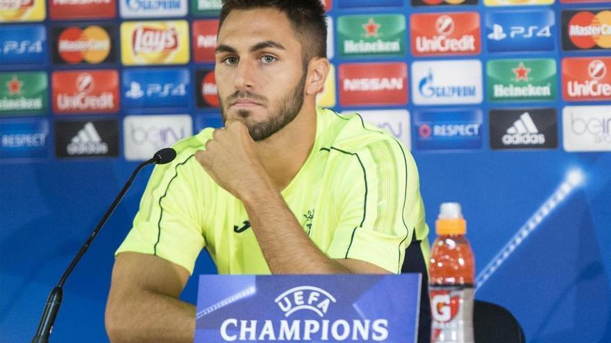 """Víctor Ruiz: """"La pretemporada no fue fácil para el Villarreal pero ahora empieza la Liga"""""""