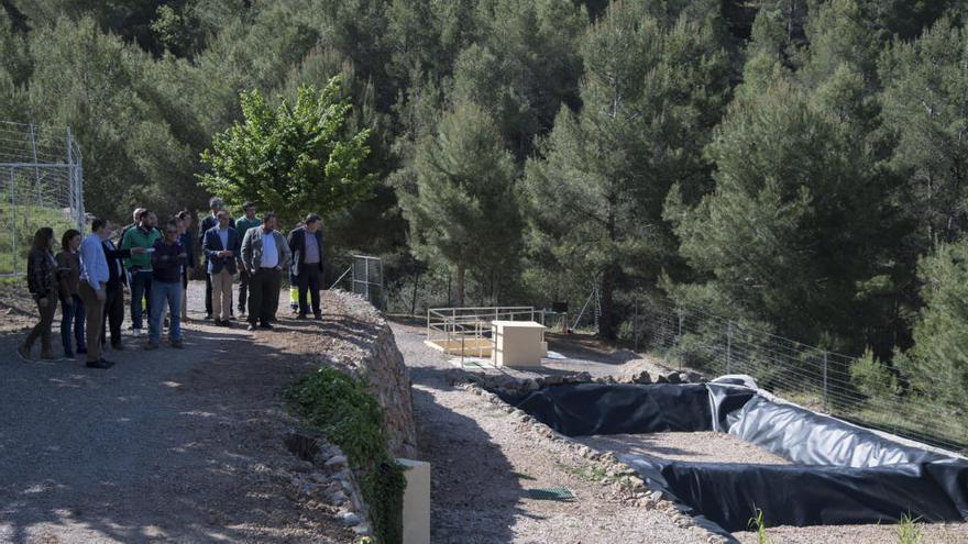 Moliner destina 13 millones al ciclo de la depuración del agua en la provincia